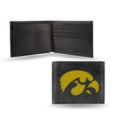 Iowa Hawkeyes Embroidered Billfold