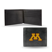 Minnesota Golden Gophers Embroidered Billfold