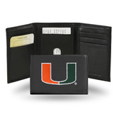 Miami Hurricanes Embroidered Trifold
