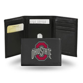 Ohio State Buckeyes Embroidered Trifold