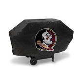 Florida State Seminoles DELUXE GRILL COVER (Black)