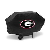 Georgia Bulldogs DELUXE GRILL COVER (Black)