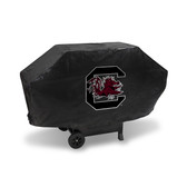 South Carolina Gamecocks DELUXE GRILL COVER (Black)