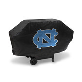 North Carolina Tar Heels DELUXE GRILL COVER (Black)