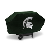 Michigan State Spartans DELUXE GRILL COVER (Green)