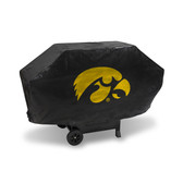 Iowa Hawkeyes DELUXE GRILL COVER (Black)