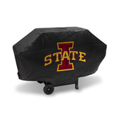 Iowa State Cyclones DELUXE GRILL COVER (Black)