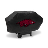 Arkansas Razorbacks DELUXE GRILL COVER (Black)