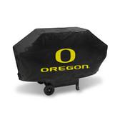 Oregon Ducks DELUXE GRILL COVER (Black)