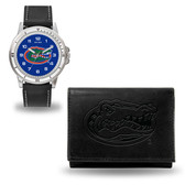 Florida Gators Black Watch and Wallet