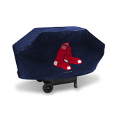 Boston Red Sox DELUXE GRILL COVER (Navy)
