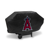 Los Angeles Angels DELUXE GRILL COVER (Black)
