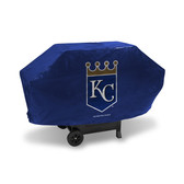 Kansas City Royals DELUXE GRILL COVER (Blue)