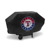 Texas Rangers DELUXE GRILL COVER (Black)
