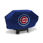 Chicago Cubs DELUXE GRILL COVER (Blue)