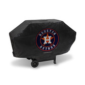 Houston Astros DELUXE GRILL COVER (Black)