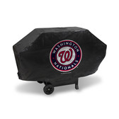 Washington Nationals DELUXE GRILL COVER (Black)