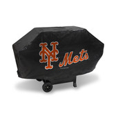 New York Mets DELUXE GRILL COVER (Black)