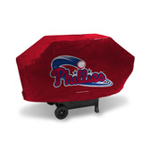 Philadelphia Phillies DELUXE GRILL COVER (Red)