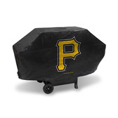 Pittsburgh Pirates DELUXE GRILL COVER (Black)