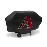 Arizona Diamondbacks DELUXE GRILL COVER (Black)