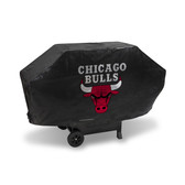 Chicago Bulls DELUXE GRILL COVER (Black)