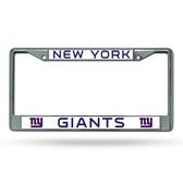 New York Giants Chrome Frame