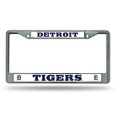Detroit Tigers Chrome Frame