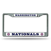 Washington Nationals Chrome Frame