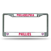 Philadelphia Phillies Chrome Frame
