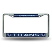 Tennessee Titans Bling Chrome Frame