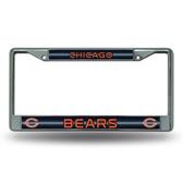 Chicago Bears Bling Chrome Frame