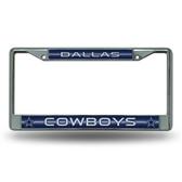 Dallas Cowboys Bling Chrome Frame