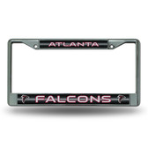 Atlanta Falcons Bling Chrome Frame