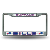 Buffalo Bills Bling Chrome Frame