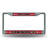 Arizona Diamondbacks Bling Chrome Frame