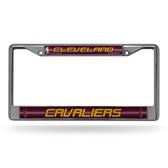 Cleveland Cavaliers Bling Chrome Frame