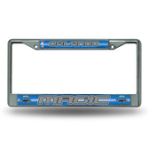 Orlando Magic Bling Chrome Frame