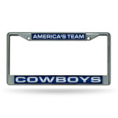 "Dallas Cowboys ""AMERICA'S TEAM"" LASER FRAME"