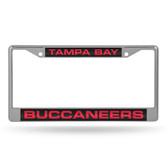 Tampa Bay Buccaneers  LASER Chrome Frame