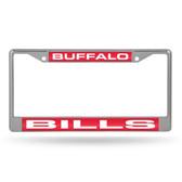 Buffalo Bills  LASER Chrome Frame