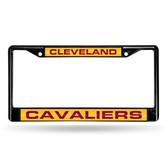 Cleveland Cavaliers BLACK LASER Chrome Frame