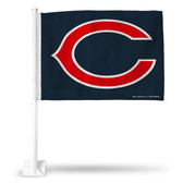 Chicago Bears 'C' Car Flag