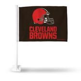 Cleveland Browns HELMET Car Flag