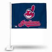 Cleveland Indians Car Flag