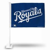 Kansas City Royals SECONDARY DESIGN Car Flag