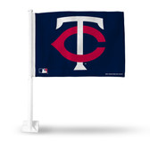 Minnesota Twins SECONDARY DESIGN Car Flag