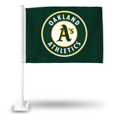 Oakland Athletics A'S Car Flag