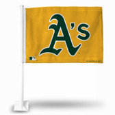 Oakland Athletics A'S SECONDARY DESIGN Car Flag
