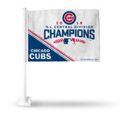 Chicago Cubs 2016 DIVISION CHAMPS Car Flag